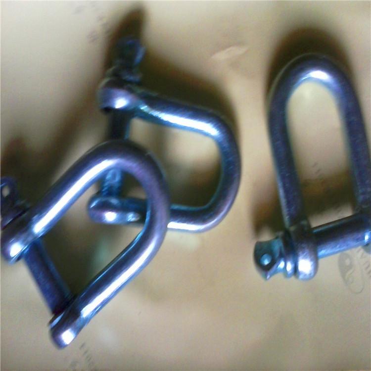 TIANRI Công cụ chằng buộc Nhà máy bán buôn 12 còng thông thường GB còng thép không gỉ còng thép chết