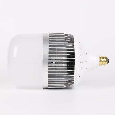 Bóng đèn LED 18 năm mới bóng đèn tiết kiệm năng lượng siêu sáng bóng đèn pha 80w100w đèn nhà kho nhà