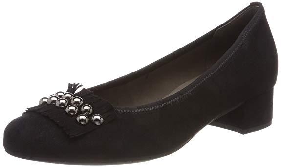 Giày búp bê cao gót dành cho nữ , Thương hiệu : Gabor   .