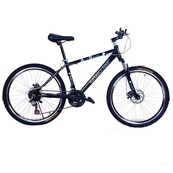 Xe đạp leo núi hợp kim nhôm thắng đôi, 26 27 inch Turbo Power