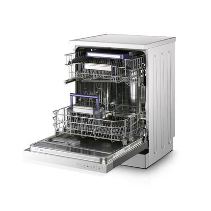 Máy rửa chén tự động BEKO DFN28320X máy sấy tự động , hàng nhập khẩu