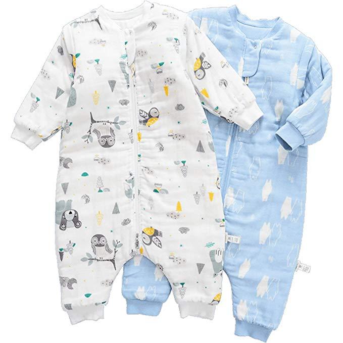 Đồ body suit vải cotton dày dễ thương dành cho bé .