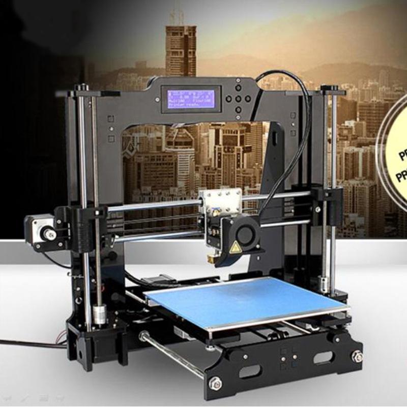 Afinibot Máy in 3D Prusa i3 máy in 3D để bàn máy in 3d tự làm tại nhà máy in 3d mini cầm tay