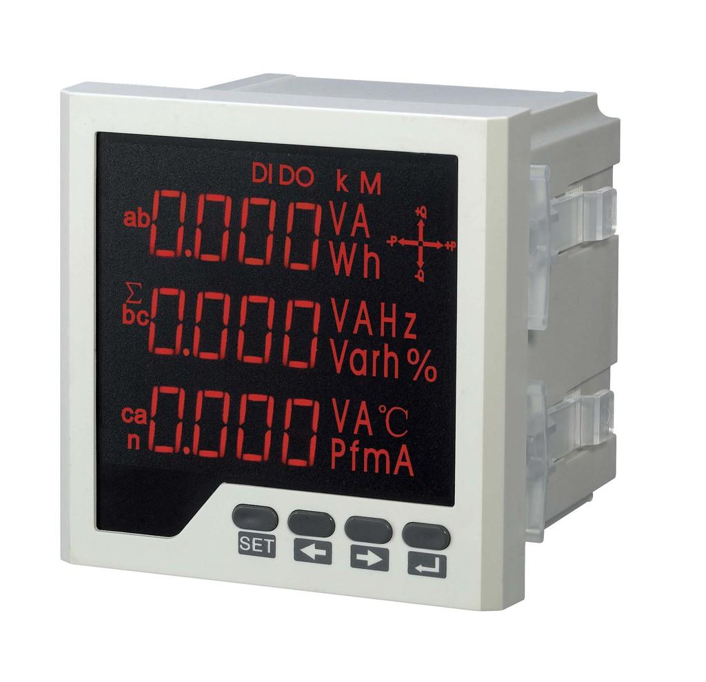 TKDZ Đồng hồ đo điện Nhà máy trực tiếp đa chức năng đồng hồ đo điện vạn năng dụng cụ đo điện đa chức