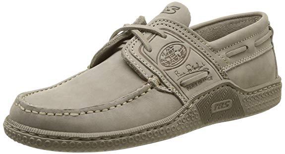 Giày mọi Gommino Bằng Da mềm dành nam , Hiệu : TBS - 40GONIOX38 .