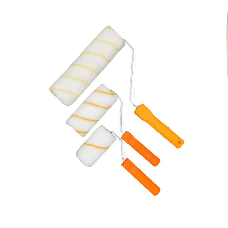 CAIXING Con lăn Nhà máy sản xuất chổi lăn trực tiếp Cao cấp nóng chảy 4 inch 6 inch 9 inch Con lăn s