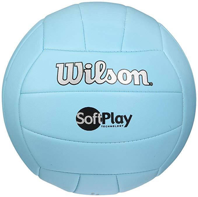 Wilson Đồ dùng dã ngoại Bóng chuyền ngoài trời mềm Wilson