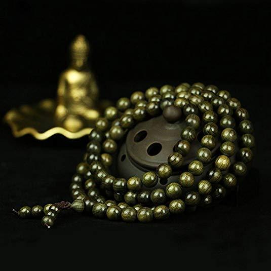 Vòng đeo tay hạt Yinmu chuỗi phật Authentic