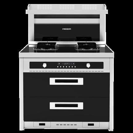 Meida Bếp gas âm Bếp tích hợp Mỹ tích hợp bếp tích hợp bếp thông minh bảo vệ môi trường bếp sao thời