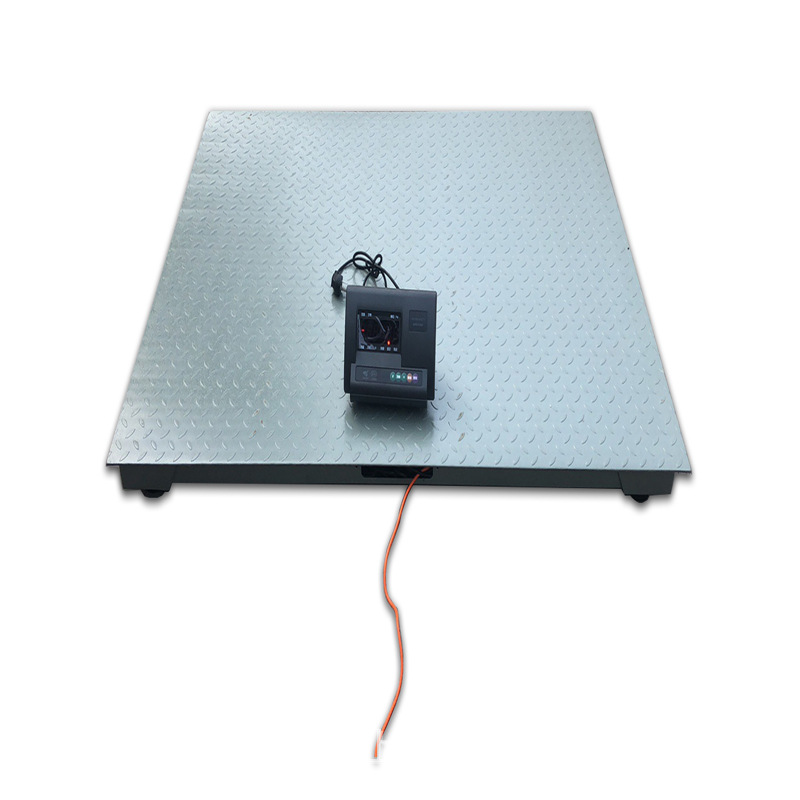 FANZAHN Cân sàn điện tử trên mặt đất quy mô 2 tấn .