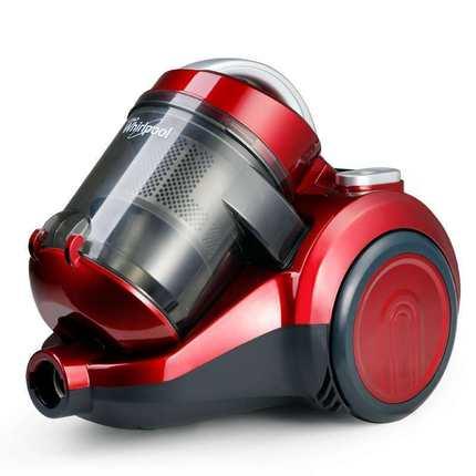 Máy hút bụi Whirlpool WVC-HT2106Y công suất cao mạnh mẽ
