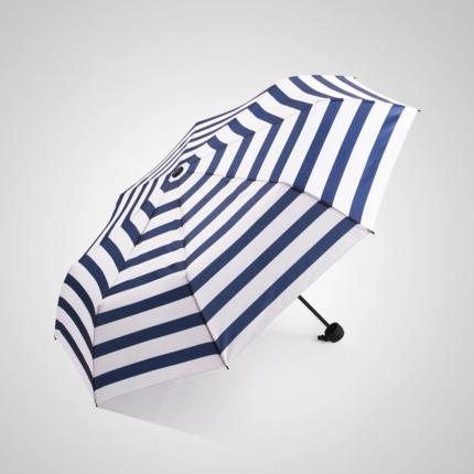 Ô nữ mưa và mưa kép- sử dụng đơn giản sọc nghệ thuật nhỏ tươi đồng bằng ba lần ô nữ mô hình CN bóng