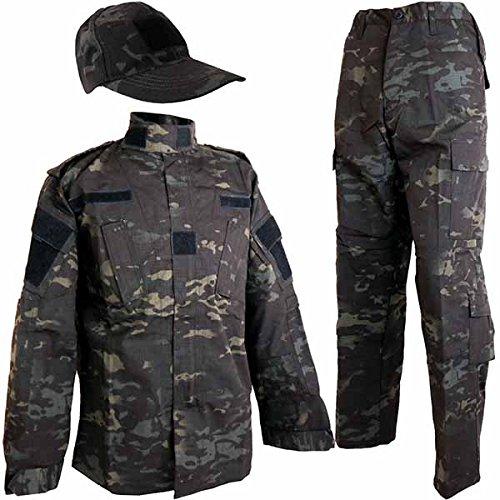Bộ Đồ kiểu Lính dùng trong Huấn luyện quân sự , dành cho nam   .