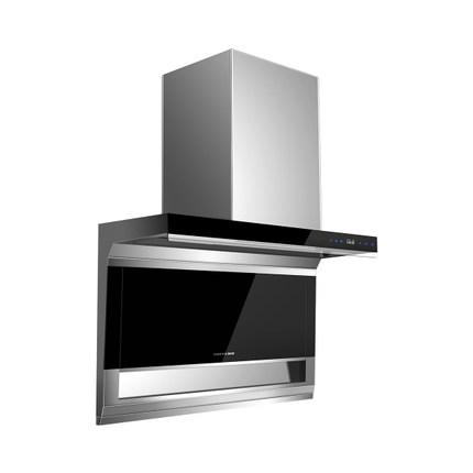 CHIFFO Máy hút khói khử mùi  Máy hút bụi nhà bếp đôi phẳng CXW-258-DM01