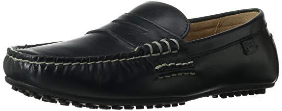 Giày mọi Gommino Bằng Da mềm dành cho Nam , Thương hiệu : Polo Ralph Lauren Men's