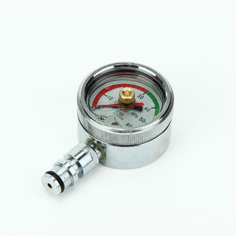Đồng hồ chuyên dùng Bán nóng dài hạn và dụng cụ chống sốc KJ10 60mpa Đồng hồ đo áp suất đặc biệt chố