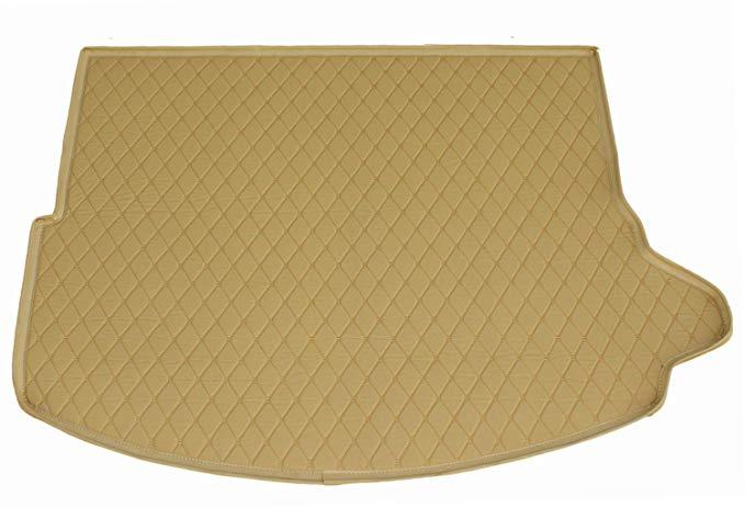 Yue Heng Đệm băng sau _17 BYD Qin 80-100 phiên bản hỗn hợp của thảm thân sau Kho hàng phía sau Thảm
