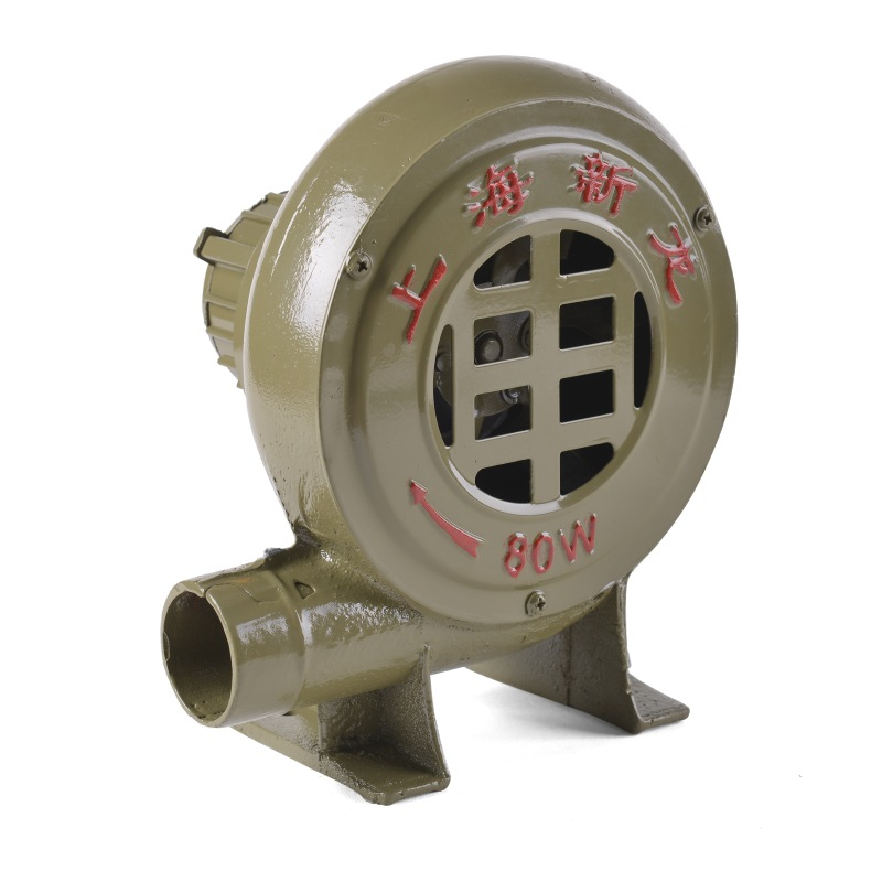 XINLONG Quạt thông gió Chuyên sản xuất và kinh doanh máy thổi khí gia dụng nhỏ 80w Máy thổi ly tâm Q