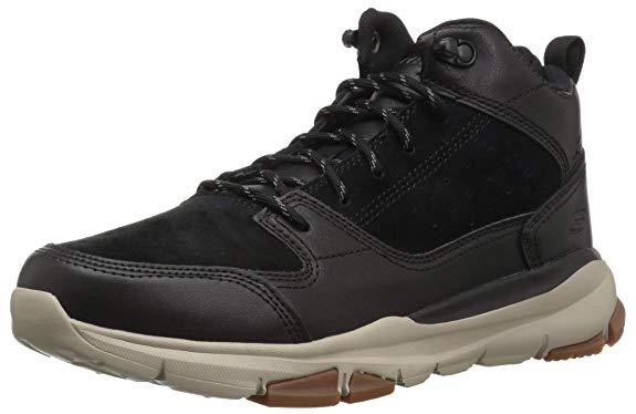 Giày thể thao chạy bộ cho Nam kiểu thoáng khí , Thương hiệu : Skechers .