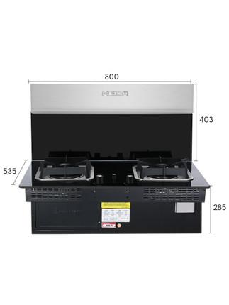 MEIDA Bếp gas âm MEIDA / Meida 2201A loại chia bếp tích hợp một bếp bếp thấp hơn hàng bên phạm vi mu