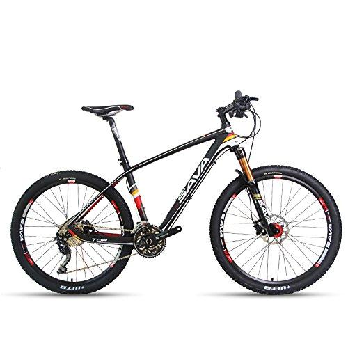 Xe đạp leo núi thời trang, siêu nhẹ SAVA