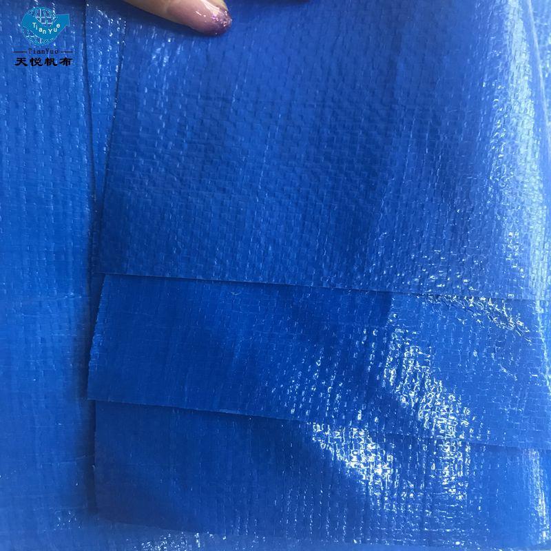 Bạt nhựa PE bạt nhựa không thấm nước vải bạt chống mài mòn sân vận chuyển hàng hóa poncho