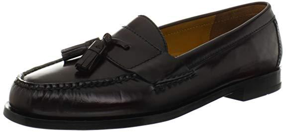 Giày Tây đế bệt bằng Da mềm dành cho Nam , Thương Hiệu : Cole Haan