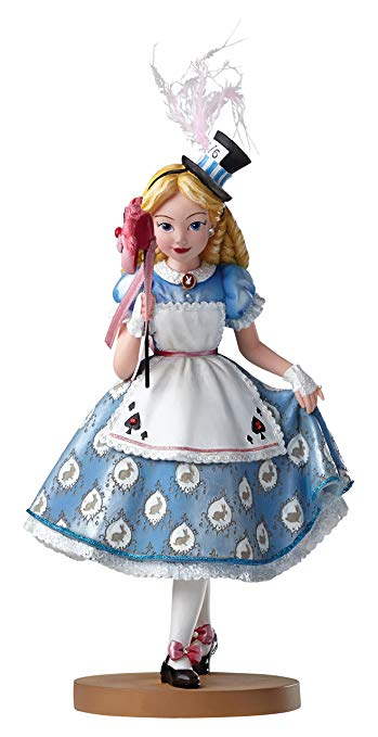 Mô hình Đồ trang trí Nhân vật Alice trong Wonderland  Disney  .