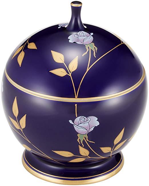 XINAGLANSHE Lư hương Xianglan Xã hội Luli Rose Candy Pot R325-EC1