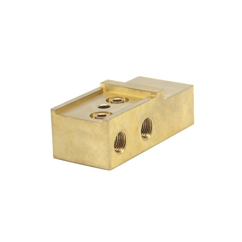 Linh kiện điện gia dụng Gia công tùy chỉnh các bộ phận bằng đồng gia công CNC chính xác các bộ phận
