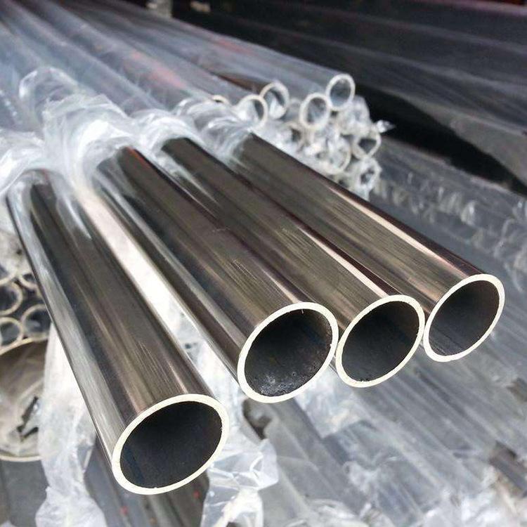 SHAOHENG Thị trường sắt thép Phật Sơn nhà sản xuất 304 ống thép không gỉ tường mỏng thép không gỉ sả