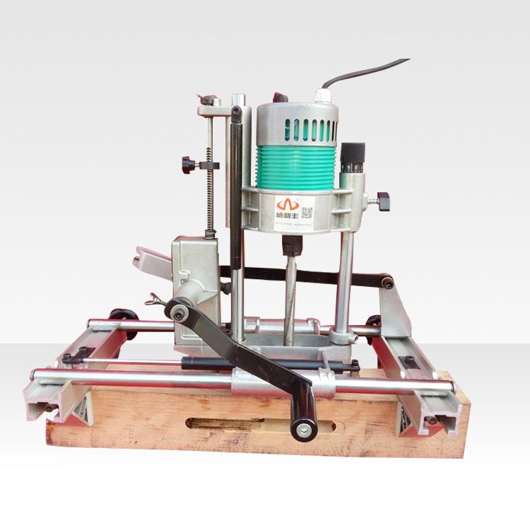 WEILIFENG Máy móc Chất lượng cao máy móc chế biến gỗ cửa gỗ mở khóa công cụ: khóa cửa nhấp nháy máy