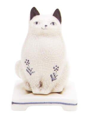 Lư hương xông hình mèo RBXT