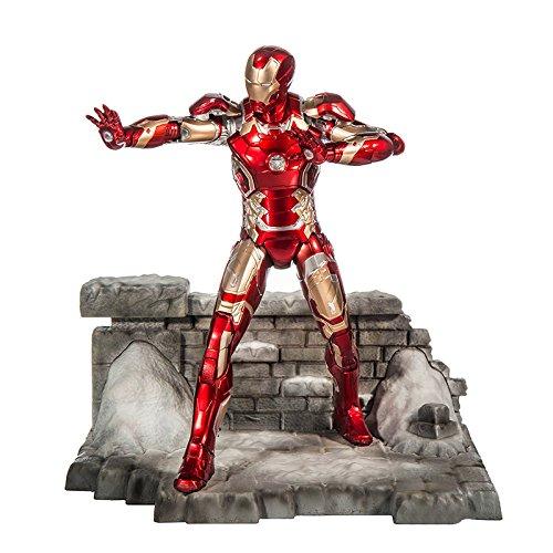 Mô hình Đồ trang trí Nhân vật trong phim iron man .
