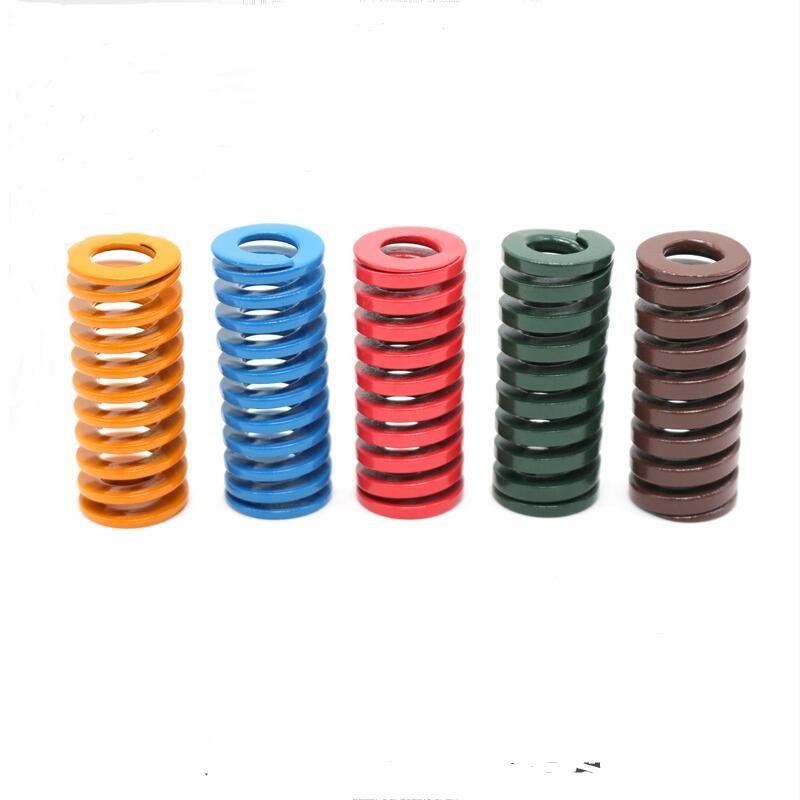 MISIMI Lò xo Nhà sản xuất chuyên nghiệp tùy chỉnh nhiệt độ cao khuôn lò xo lò xo áp lực màu tím tùy