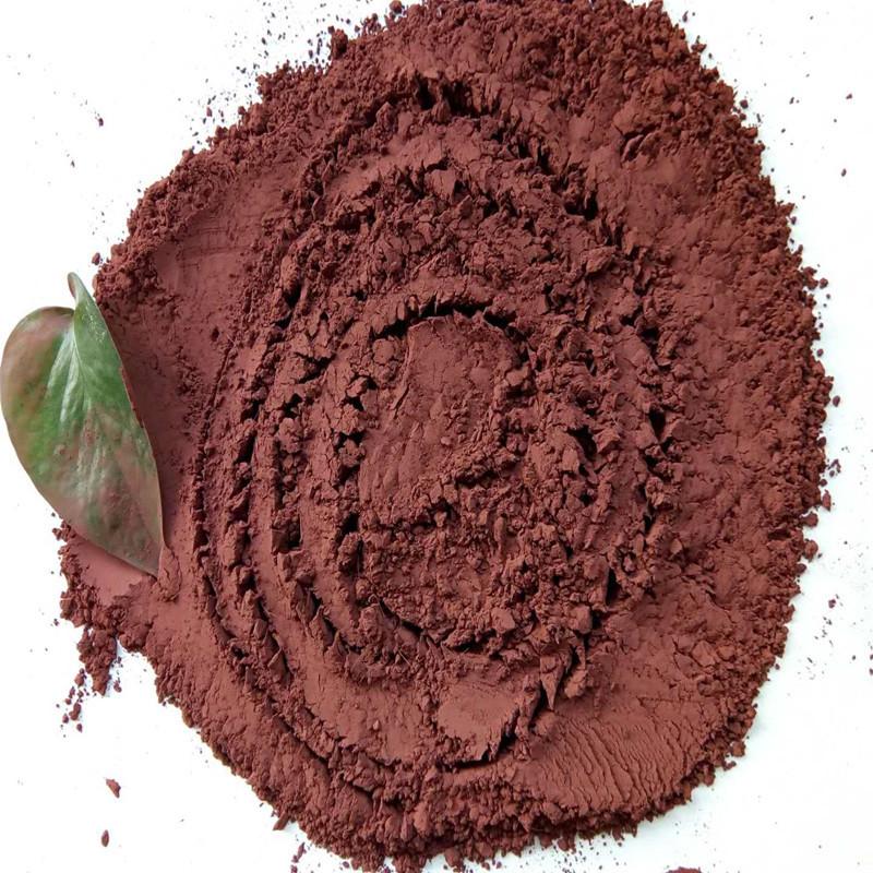 ZHANGHAN Bột màu vô cơ Nhà sản xuất Sắt Oxide Ultrafine Sắt Oxide Đỏ 130 Sắc tố vô cơ Xi măng Mực Độ