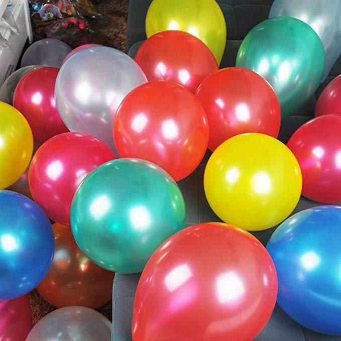 Happy Party Trang trí lễ cưới Trang trí sinh nhật trang trí tiệc cưới hàng năm bố trí bóng bay dày 1