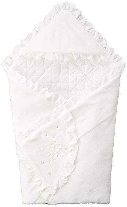 Khăn quấn cotton bọc trẻ sơ sinh đa năng .