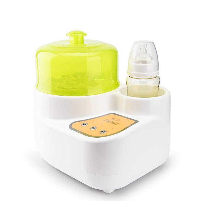 Máy giữ ấm, tiệt trùng bình sữa đa chức năng NGVI