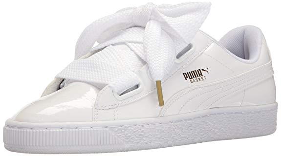 Giày Sneakers Thể Thao màu Trắng , Thương hiệu : PUMA .