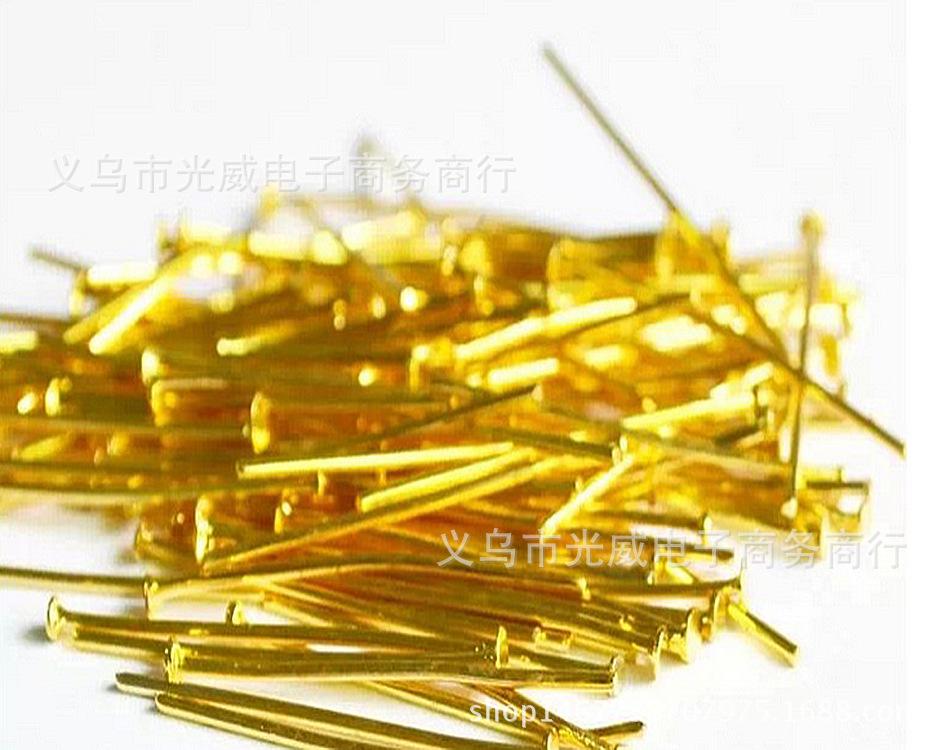 GUANGWEI Vật liệu kim loại Kim loại thimbled Thông số kỹ thuật khác nhau T-pin Vòng cổ kim trang sức