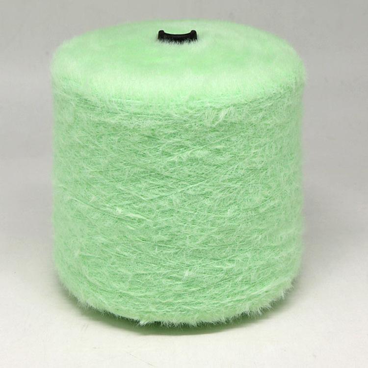 Qingxin Sợi Fancy Dalang Qingxin sợi đặc biệt ưa thích đầy đủ sợi nylon giả sợi mùa thu và mùa đông