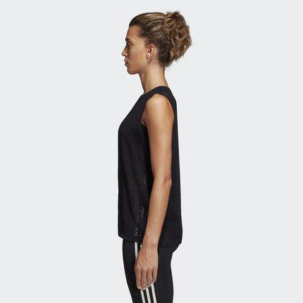 Adidas Áo thun Adidas chính thức Adidas WRPKNT TANK vest đào tạo nữ DU0575