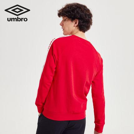 Áo thun đỏ tay dài Umbro nổi bật, thoáng mát