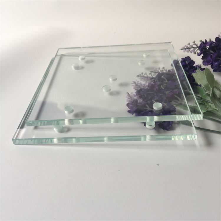 DELANGFEI NLSX thủy tinh Các nhà sản xuất cung cấp lâu dài của kính chiếu sáng xử lý khoan tùy chỉnh
