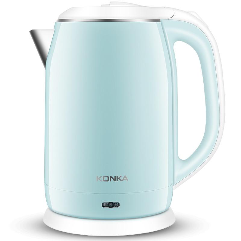 Konka Nồi lẩu điện, đa năng, bếp và vỉ nướng Ấm đun nước điện Konka / Konka KEK-15DG2020 tự động tắt