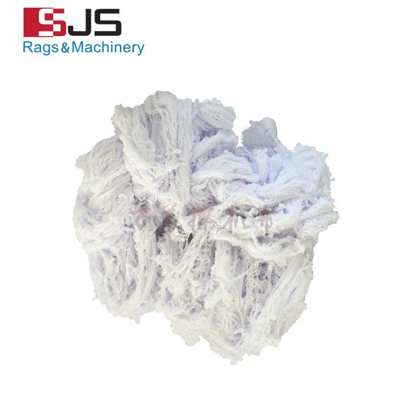 WANMAO Vật liệu lót may mặc Nhà sản xuất bán buôn tùy chỉnh sợi bông trắng đầu vật liệu mới máy fill