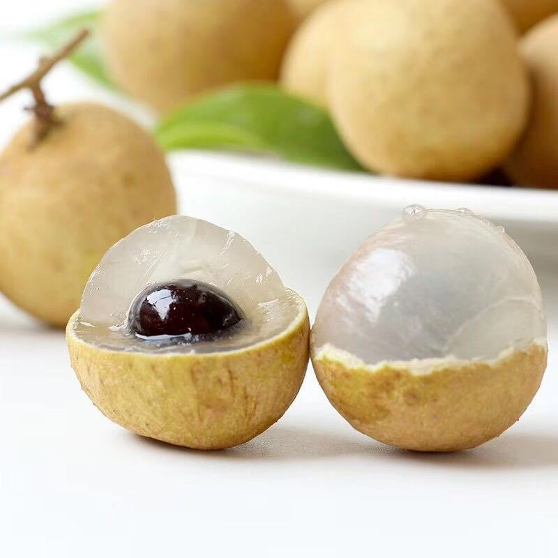 LINGLONG Trái cây : Nhãn Thái vàng tiêu chuẩn long nhãn