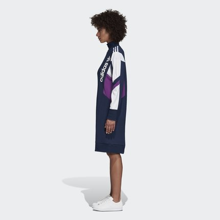 Adidas  Váy Adidas chính thức Adidas clover DRESS váy của phụ nữ EC2172