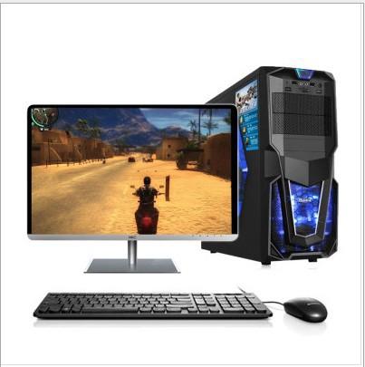 Máy Tính để bàn chơi game Intel i3/i5/i7/2 GB/4 GB/8 gb ram 120 Gb/1 tb HDD với 18.5 22 24 inch